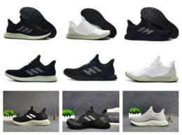 Precios de los zapatos de futbol online-Suavemente bajo en el precio Future craft 4D Shoe mujer soccer ball shoes hombre babysbreath babysbreath fluore scence color Zapatillas originales con logo