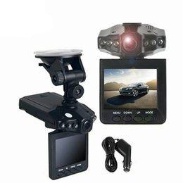 2019 ночное видение h198 Черный 2,4-дюймовый автомобильный видеорегистратор ночного видения 270 градусов Whirl Dash Cam LED IR Light Автомобиль Road Dash Видеорегистратор FHD 720P автомобильный видеорегистратор скидка ночное видение h198