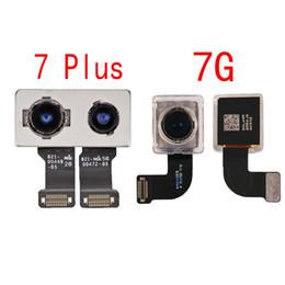 2020 замена камеры iphone oem 10шт Oem Назад Задняя камера Flex кабель для iPhone 7 7Plus 7 Plus Ribbon основной камеры Модуль запасных частей дешево замена камеры iphone oem