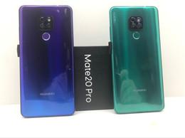 2019 telefones celulares importados HUAWEI mate 20 pro telefone 1GB de RAM 4GB ROM pode expandir a memória