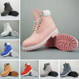 2019 botas de invierno para hombres Nuevo estilo TBL Brand boots para hombres mujeres diseñador deportivo rojo blanco invierno zapatillas de deporte formadores casuales para hombre para mujer de lujo ACE boot tamaño 36-45 rebajas botas de invierno para hombres