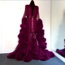 2019 sexy robe transparent Sexy Damen Dessous Transparent Nachtwäsche Frauen Nachtwäsche Babydoll Plüsch übertrieben Wrap Robe Durchsichtig Pyjamas günstig sexy robe transparent