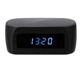 Reloj de ángulo online-Z16 140 Grados Ultra Gran Angular de Reloj de Alarma de Cámara 1080P Inalámbrico Wifi de Visión Nocturna Sala de Seguridad para el Hogar Cámara de Cámara de Video