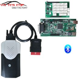 2019 vci tcs SHIP free (2015R3/2014R3 with keygen ) Bluetooth NEW Vci VD TCS CDP Pro Diagnostic tool for Auto Trucks/Cars OBD2 Scanner дешево vci tcs