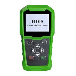 Canada OBDSTAR H105 pour support de programmeur de clé automatique Hyundai / Kia Tous les modèles de la série Lecture du code PIN Aucun jeton requis Offre