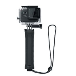gopro sports Coupons - 3 Way Grip Waterproof Monopod Selfie Stick For Gopro Hero 5 6 4 Black Session SJ4000 for Xiaomi Yi 4K Sports Camera Tripod Stand