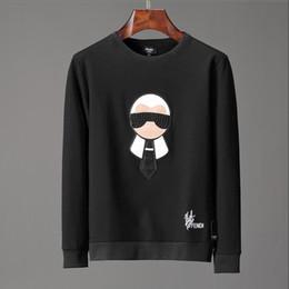 Marque de démarrage en Ligne-19. Les cavaliers noirs, blancs et rouges avec logo, les sweats à capuche, les sweat-shirts à manches longues et les vêtements de plein air # 1316