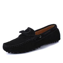 Luces fáciles online-2020 nuevos hombres zapatos casuales alpargatas ligero, fácil de castaño buena triples negro rojo gris masculina entrenador de la zapatilla de deporte al aire libre para caminar