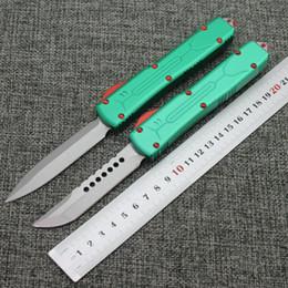 2019 melhor faca para camping caminhadas caçador de recompensas UT D2 alumínio lâmina de ouro punho caça dobrar sobrevivência faca de bolso faca presente frete grátis Natal