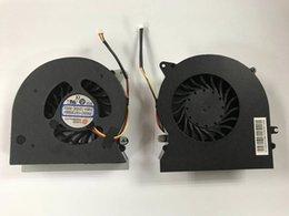 fã da cpu 12v Desconto Novo Ventilador De Refrigeração Do CPU Para MSI GT62 GT62VR MS-16L1 MS-16L2 MS-16L3 6RD 6RE 7RE N322 N395 PABD19735BM 4-pinos 12 V 0.65A 4Pin