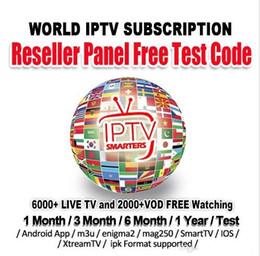 Casella di ottica tv online-Abbonamento IPTV 9000 + LIVE E 5000 + VOD Abonnement IPTV Francese Portogallo Italia Europa Arabo USA 50+ Paesi IPTV Per IOS TV BOX M3U
