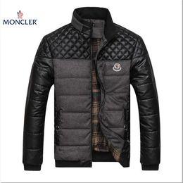En gros 2018 hiver veste hommes concepteur en duvet ultra manteau masculin de marque White Duck Down contenu 90% collier taille manteau d'hiver ? partir de fabricateur