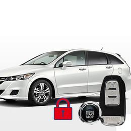 Sistema de alarme PKE5894 do começo do PKE do sistema do conforto da entrada do keyless da prevenção do roubo de carro do alarme do carro de