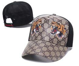 Canada 2019 Nouveau Design Papa Cap top grade golf Casquettes Tiger Broderie Chapeaux Casquette de Baseball Hommes femmes Bone Trucker Hat Gorras Snapback HipHop cheap embroidery designs hats Offre
