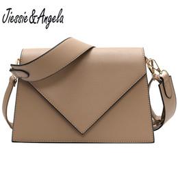 Jiessie Angela 2019 New Women Bag Stylish Leather Handbag Ladies Pouch  Evening Party Square Shoulder Bag Women Messenger Bags 1e4cb47b9d521