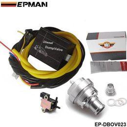 valvole di sede Sconti EPMAN - Valvola di scarico diesel elettrica / valvola di scarico diesel / diesel BOV per BMW per SEAT ecc EP-DBOV023