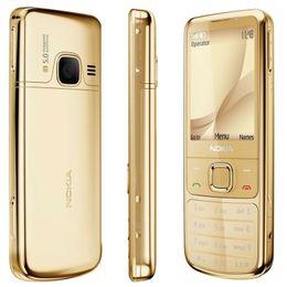 64gb samsung Desconto Original Desbloqueado Nokia 6700 Classic telefone celular GPS 5MP 6700C Suporte Inglês / Russo / teclado árabe Recuperado Telefone