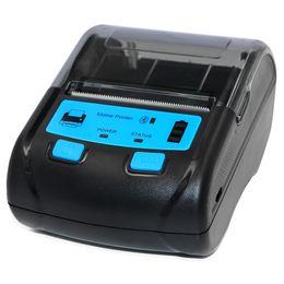 kommerzielle etikettendrucker Rabatt Youku 58mm Thermodrucker Etikett Aufkleber Bluetooth Drucker Etikett Kommerzielle Bluetooth Maker Drucker