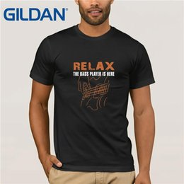 e8fa5bb47c9 player t shirts 2019 - T-Shirts For Men Bass Playerrelax The Bass Player Is