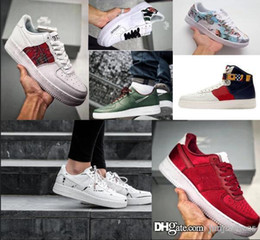 online retailer 79a38 d25bb Forces Running Shoes For Men Donna One 1 Forces basse Sneakers sportive Air  Casual Brand Mens Scarpe da ginnastica Eur 36-45