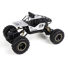 Camions nitro rc en Ligne-1:16 4WD Electric RC Cars 2.4G Radio Control RC Cars Toys 2019 Nouveaux camions à grande vitesse Camions tout-terrain Jouets pour enfants