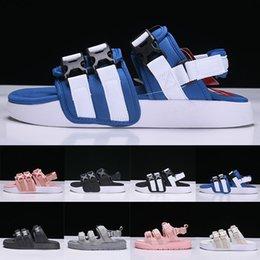 Buenas chanclas online-Nuevo diseño de calidad agradable Chanclas Zapatillas Hombres Mujeres Verano lujo Sandalias informales y deportivas Ligeros zapatos de playa y ducha