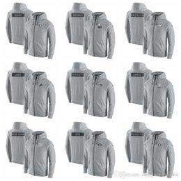 Deutschland 2019 Bears Saints Browns Broncos Lions Patriots Cowboys Asche Rostgrau 2.0 Kapuzenpullis mit durchgehendem Reißverschluss supplier zip hoodie brown Versorgung