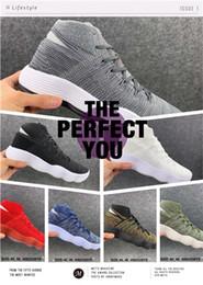 Venta al por mayor para hombre Hyperdunk HD2017 Zapatillas de baloncesto Zapatillas de deporte para hombre Zapatillas de diseñador para hombre