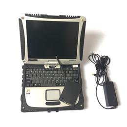 Canada Dernière version 2019.03V MB Star C4 Logiciel de diagnostic SDD C4 SSD fonctionne avec ordinateur portable de diagnostic pour Panasonic Tackbook cf19 4g de RAM Offre