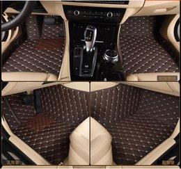 Convient pour le luxe de tapis de voiture Toyota Zelas 2011-2017 entouré de tapis de couture intérieur en cuir imperméable à l'eau ? partir de fabricateur