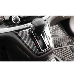 2019 honda crv abs Интерьер для Honda CRV 2012-2016 ABS углеродного волокна стиль модифицированная панель передач скидка honda crv abs