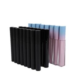 15 ml de plástico bricolaje tubos de rímel vacío con varilla de pestañas cepillo de pestañas crema contenedor contenedor frascos F2894 desde fabricantes
