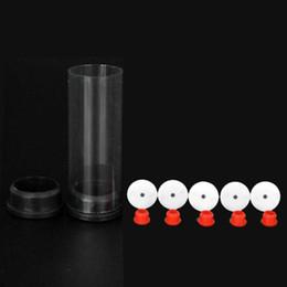 atomiseur de réservoir kanger t3s Promotion 5pcs / Paquet 1.3mm d'épaisseur Chauffage céramique Bobine pour Puffco pic Atomiseur réparation Reconstruire remplacement cire Vaporizer Coilless technologie