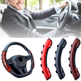 discount silicone steering wheel silicone steering wheel covers1set silicone auto car steering wheel cover anti slip comfort elegant universal (1set\u003d2pcs) on sale