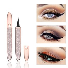 2021 вот b2uty  HERES B2UTY Professional Waterproof Liquid Eyeliner Beauty Cat Style Black Long-lasting Eye Liner Pen Pencil Makeup Cosmetics
