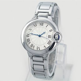 blue female watches Promo Codes - 2019 Hot Sale Fashion ladies watches women man watch Stainless Steel Bracelet Wristwatches Brand female clock lovers watch classical watch