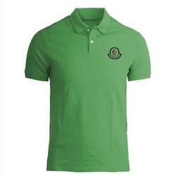 b7cb1236 Chinese Men's lapel T shirt polo shirt short sleeve summer business casual  fashion clothes half sleeve