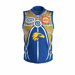 Beste Qualität 2019 2020 Parramatta Eels SINGLET Heim-Rugby-Trikots Liga-Rugby-Trikot nrl Parramatta Eels Unterhemden s-3xl von Fabrikanten