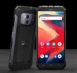 Orijinal Ulefone Zırh X2 IP68 Su Geçirmez Cep Telefonu Android 8.1 5.5