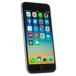 iphone renovieren großhandel Rabatt IOS 12 System Original überholte Apple iPhone 6 Handys 16G IOS Rose Gold 4,7