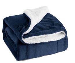 2019 HOT Marca preto lance flanela cobertor de lã 2 tamanho-130x150 cm, 150x200 cm com saco de pó C estilo logotipo para Viagem, casa, escritório blanke de
