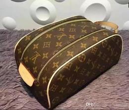 Canada Nouveau Femmes et hommes voyageant avec des sacs de toilette à la mode, des sacs à maquillage de grande capacité Offre