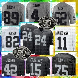 9c370695 Discount Oakland Raiders Jerseys | Oakland Raiders Jerseys 2019 on ...