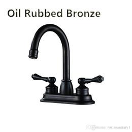 Centerset Oil Rubbed Bronze Faucet UK