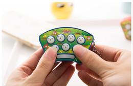 artigos de plástico Desconto Hamster elétrico de desenvolvimento da criança crianças de mão enigma do bebê feminino música de percussão pequeno brinquedo 1-2-3 anos de idade