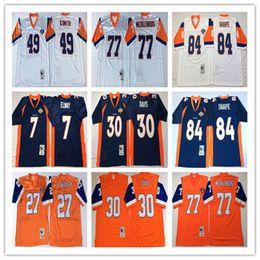 Best Quality 7 John Elway Jersey 27 Steve Atwater Terrell Davis 84 Shannon  Sharpe Football Jerseys Mens Stitching Jersey abebbd395
