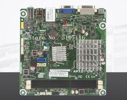 2019 quad core cpu 775 Hochwertige Desktop-Motherboard für E450 APXD1-DM 699342-001 700434-501 vor dem Versand testen