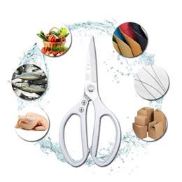 2019 marques de couteaux chinois Ciseaux De Cuisine En Acier Inoxydable Multifonction Ciseaux Avec Sharp Couteau Lame De Poulet Os Poisson Ciseaux De Cuisine Outils BC BH1112