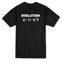 2019 t-shirts graphiques pour hommes Evolution Mobile Consoles Graphic Hommes T-shirt Hommes 2018 Mode Marque T Shirt Tops O-Cou 100% coton T-Shirt Tops Tee custom t-shirts graphiques pour hommes pas cher