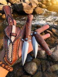 qualidade Retrohigh faca ao ar livre tático dobrável faca de caça de acampamento sobrevivência sabre lâmina tático auto-defesa Hot Favorita de Fornecedores de facas de fanfarrão